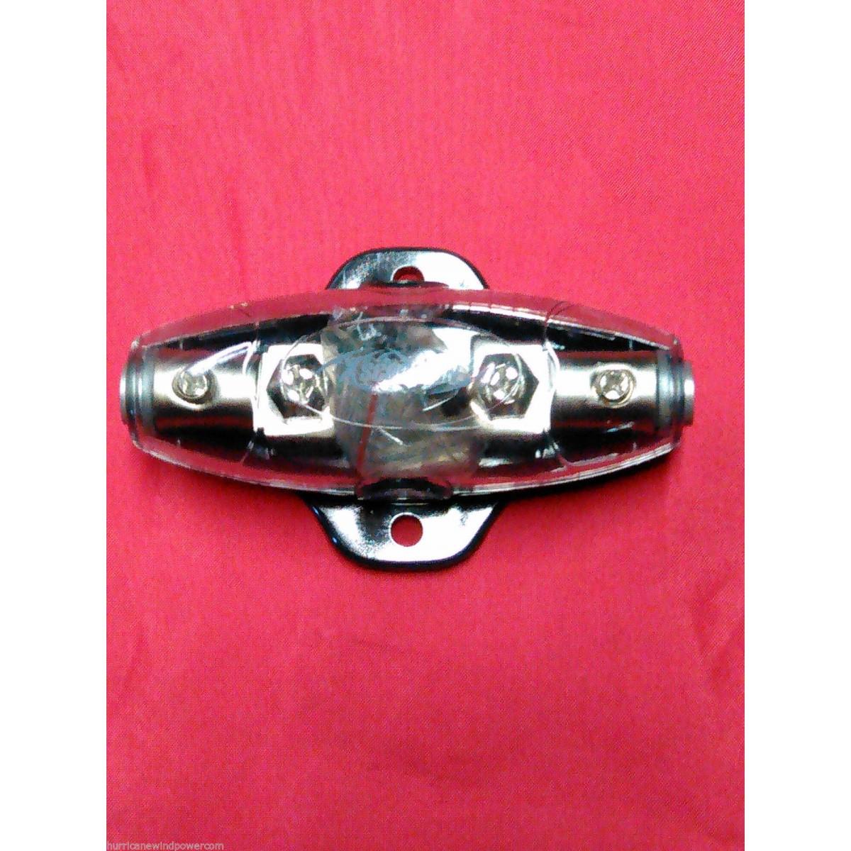 Soroko Trading Ltd Smart Gadgets Electronics Spy Hidden Solar Panel Car 12v Dc 60a Fuse Holder For Audio Inverter Wind