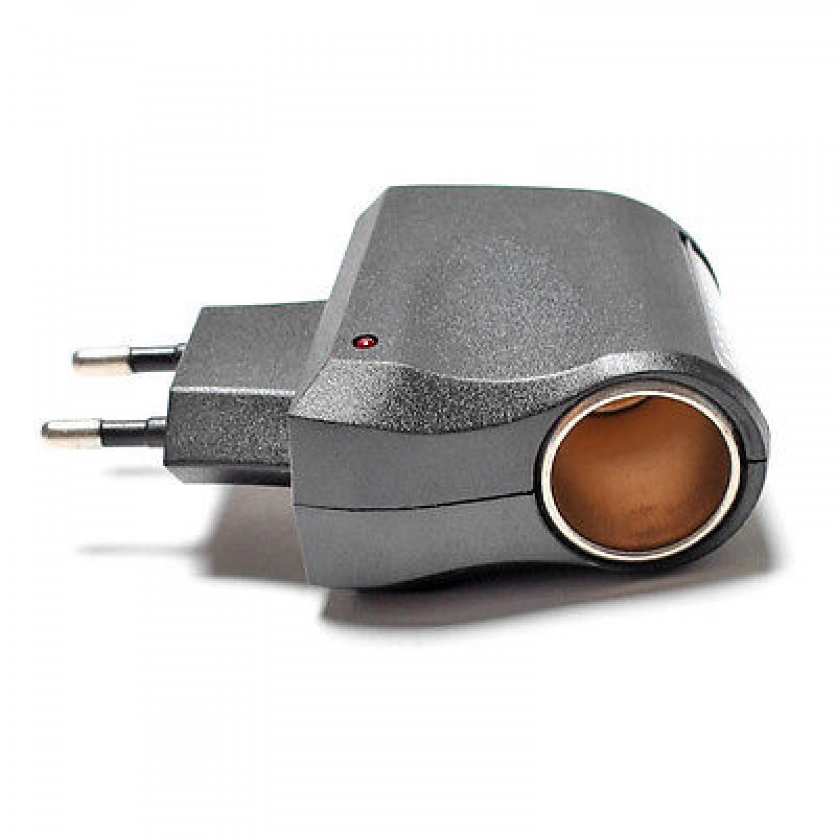 Soroko trading ltd smart gadgets electronics spy hidden new 110v 220v ac to 12v dc eu car power adapter converter publicscrutiny Image collections