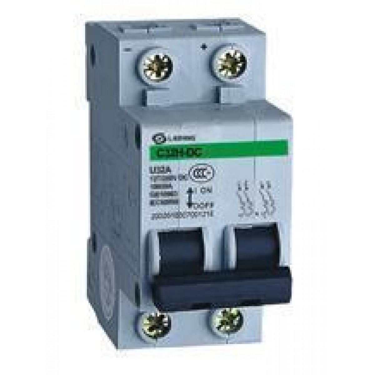 DC circuit breaker air switch, DC breaker, C65-63, 2P, 10A