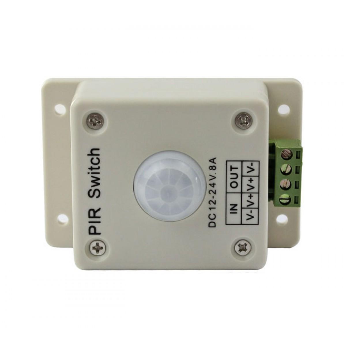 Soroko Trading Ltd Smart Gadgets Electronics Spy Hidden Light Switch With Pir Sensor Led Security Motion Product Description