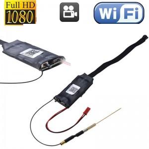 1080P Mini Wireless WiFi IP Spy Hidden Camera DIY Module DVR Motion Nanny Cam