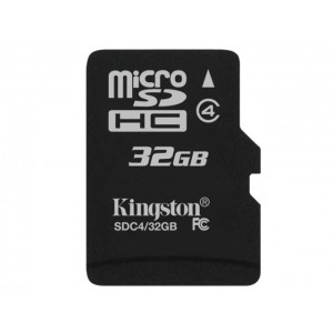 Kingston - microSD Flash Card 32 GB