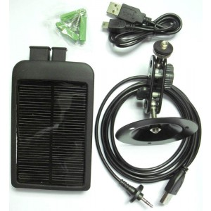 6V Solar Charger for Outdoor Game Camer or Electronics