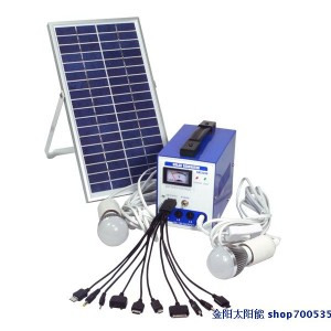 4Ah 6W DC Mini Portable solar power system