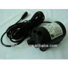 JT-680 brushless DC solar submersible pumps, solar fountain pump, DC pump
