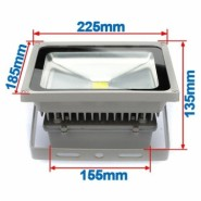 12V AC/DC 30W LED Flood light Cold White Floodlight Waterproof Outdoor