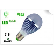 Globe 5W high-power low-voltage AC/DC12V new led bulb