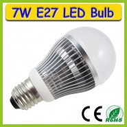 Globe 7W high-power low-voltage AC/DC12V new led bulb
