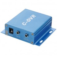 Mini C-DVR TF Card Recorder Motion Detection Video/Audio Recorder