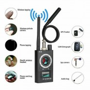 K18 Multi-Function Anti-Spy Detector Camera Gsm Audio Bug Finder Gps Signal Lens