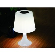 Solar Mushroom Table Lamp
