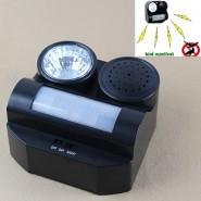 PIR Sound & Flashlight Pest Repeller