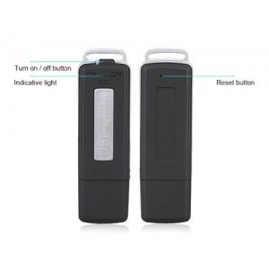 SPY Audio Voice USB Flash Drive