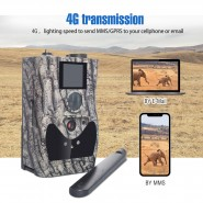 NEW High Quality 4G Wireless Hunting Camera BG584