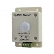 DC 12V-24V 8A Automatic Infrared PIR Motion Sensor Switch For light