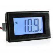 LCD digital voltage meter DC7.5~30V Measure Panel Meter Voltmeter