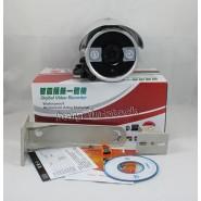 CCTV Camera TF SD Card Recorder 720P HD Array IR Waterproof USB Video Camera