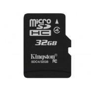 Kingston - microSD Flash Card 32 GB