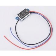 MINI Digital DC 0-99V Voltmeter