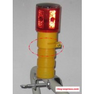 Solar Power Warning  Light
