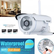 Sricam SP007 720P IP Camera Waterproof Wireless Night Vision CCTV Security WIFI