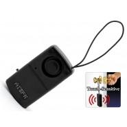 Wireless Touch-Sensitive Door Knob Theft-Against Alarm
