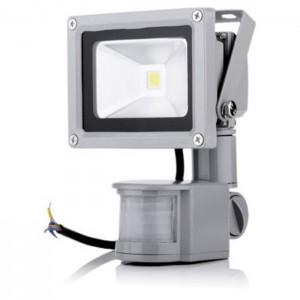 20W 12V LED flood light pir motion sensor detector