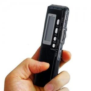 MiniDisc Voice Recorder