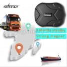 TKSTAR GPS Tracker, Strong Magnet Car GPS Tracker Remote Monitor 90 Days Long Standby