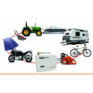 Anti Theft Cable GMS alarm system