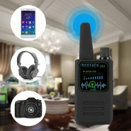 Bug Signal Detector Camera RF Signal Detector GPS Tracker Finder Handheld Security Bug Detector M003