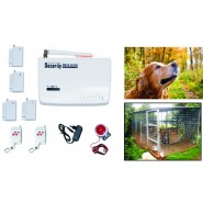 GSM Security Alarm System Suitable for Dog Houses