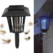 Solar Mosquitoes Insect Repellent Lamp