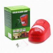 Wireless Solar Alarm Light IP65 Motion Sensor