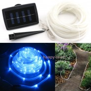 100LEDs Solar Rope LED Light
