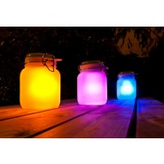 Sun Jar lights