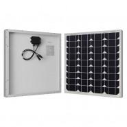 50W Watt 12V Monocrystalline Solar Panel Solar Panel Power Panel