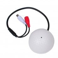 MIC Microphone For CCTV Cameras Sound Monitor