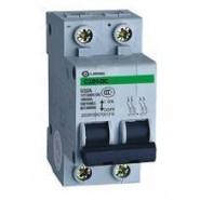 DC circuit breaker air switch, DC breaker, C65-63, 2P, 10A, DZ47 type